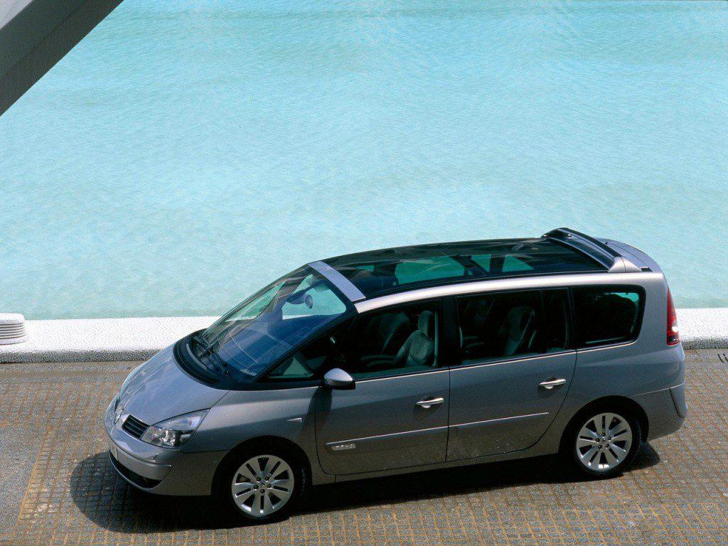 Goedkope MPVVakantieauto 1: Renault Espace