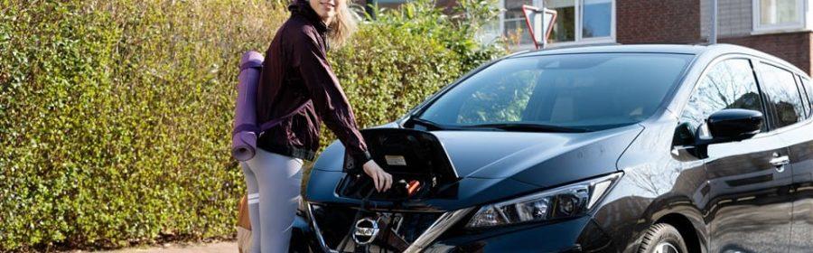 elektrische auto kopen leasen