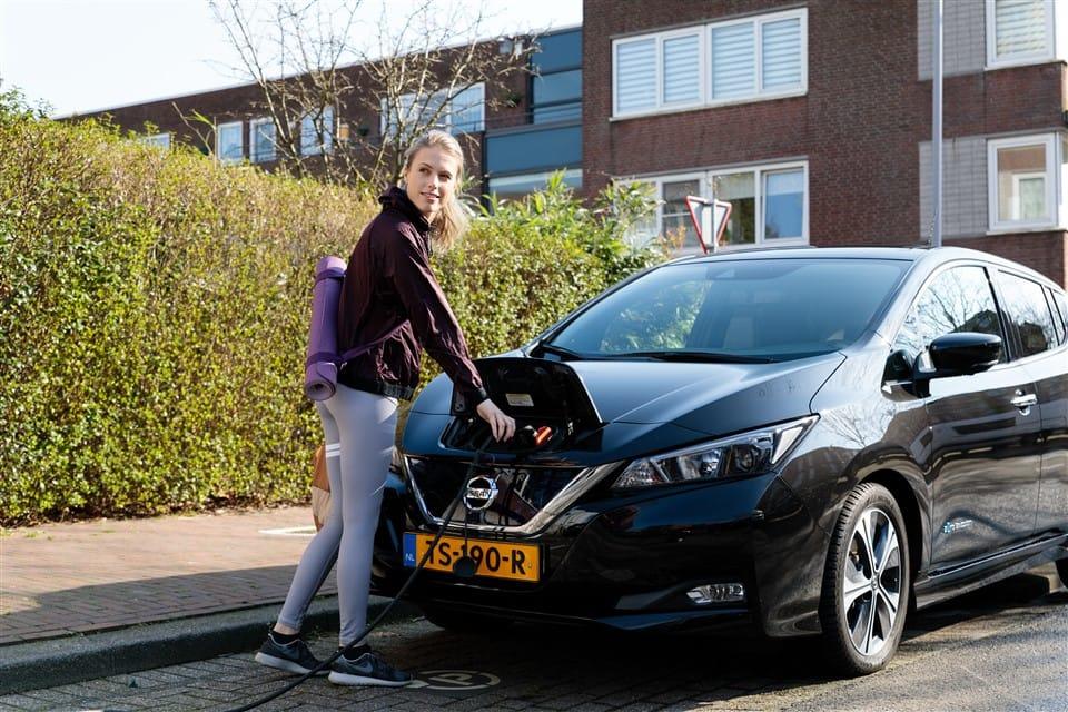 benzine of elektrische auto kopen