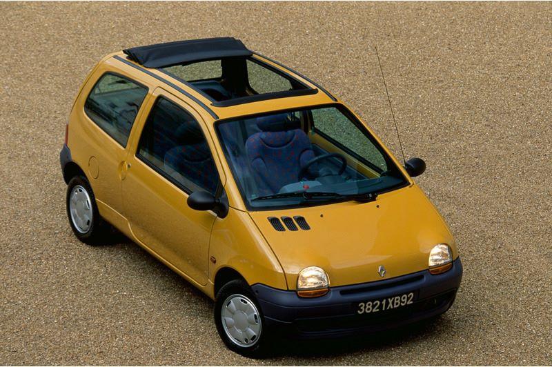 vakantieauto Renault Twingo