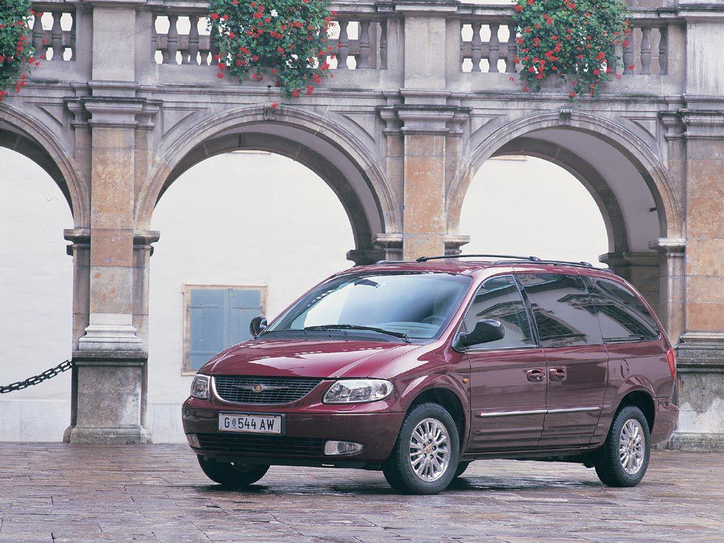 Goedkoper MPV Vakantieauto 5 Chrysler Voyager