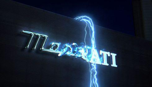 Maserati elektrisch