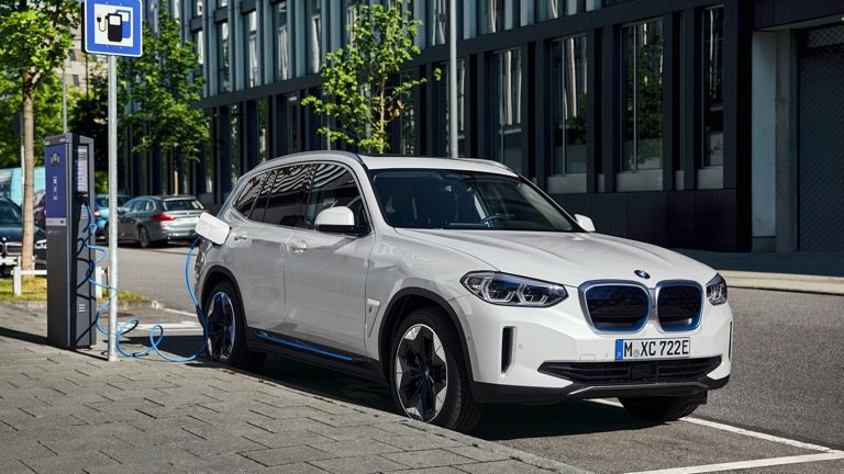 nieuwe BMW iX3