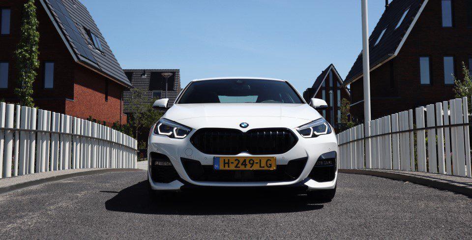 BMW 218i Gran Coupé rijtest