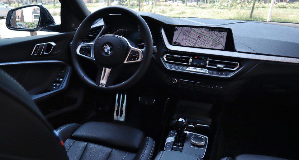 BMW 2-serie Gran Coupé interieur