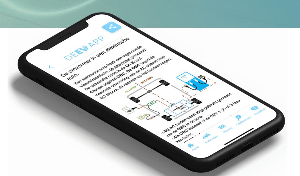 De EV App