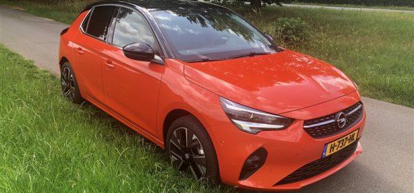 Rijtest Opel Corsa-e (4)