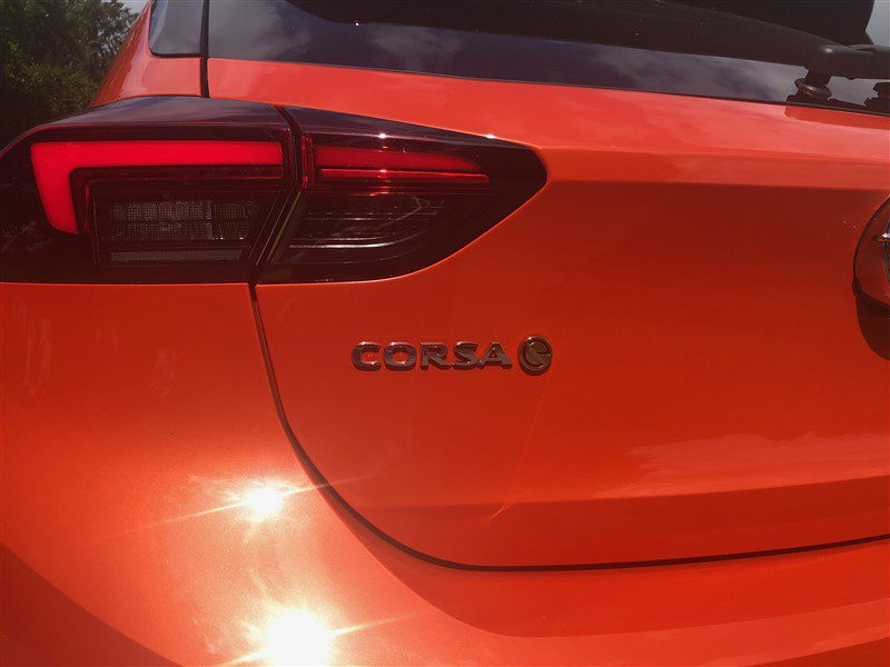 rijtest Opel Corsa-e elektrische auto van Opel