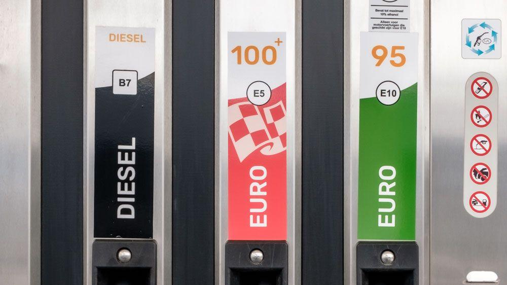 102 octaan brandstof