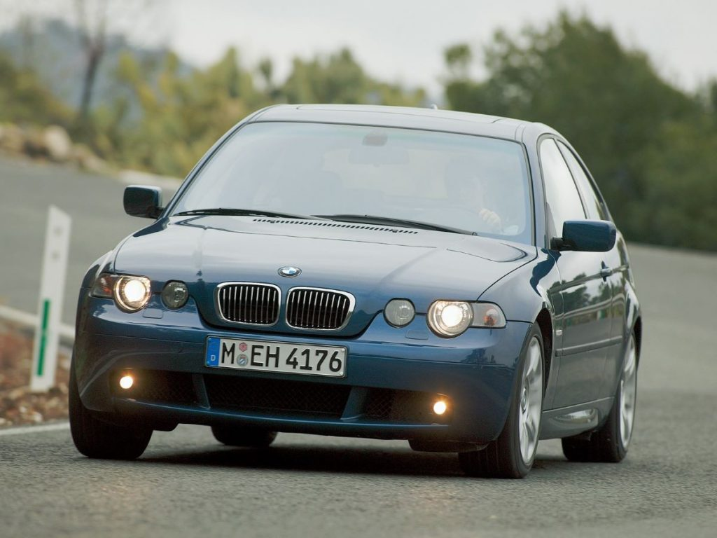 Vakantieauto 3: BMW 3 Serie Rijdersauto