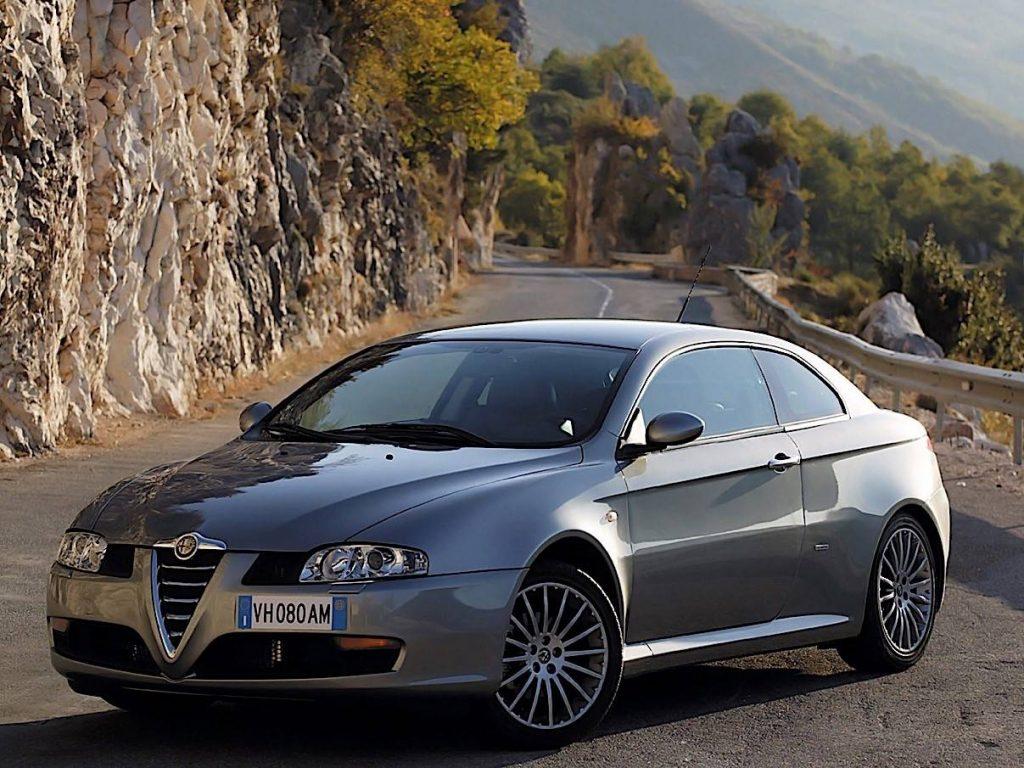 Vakantieauto 2: Alfa Romeo GT Rijdersauto