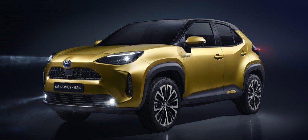 De Toyota Yaris Cross Hybrid
