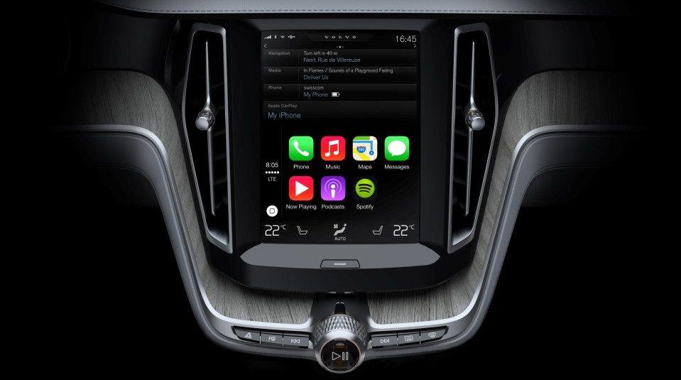 Apple Carpley Android Auto