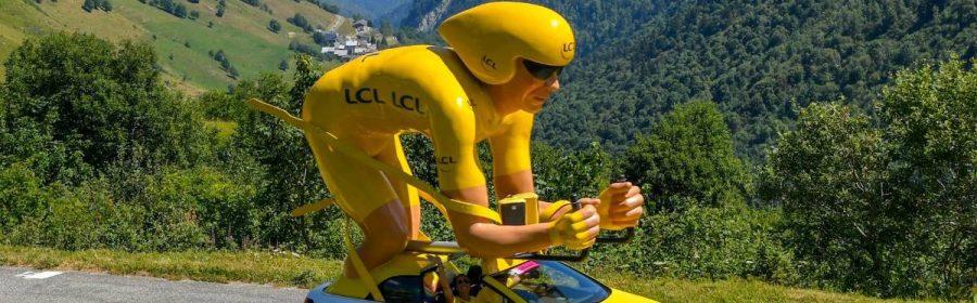 Tour de France voiture publicitaire