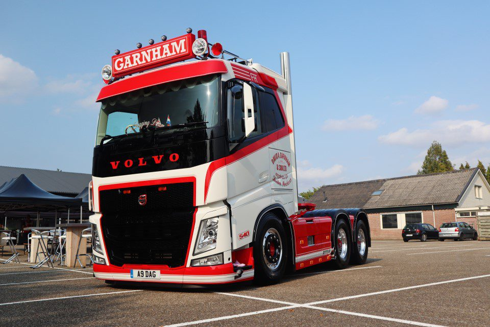 Volvo FH David Garnham