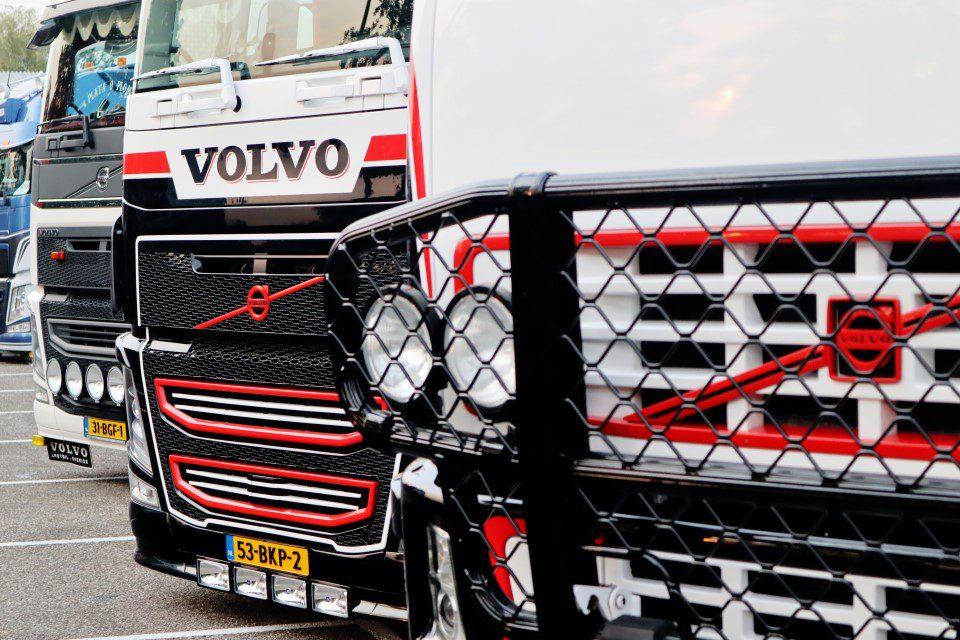 Volvo Nick Willigenburg Truckshow Harskamp