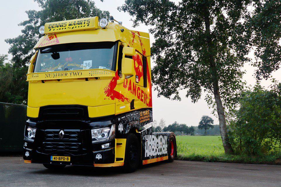 Renault Dennis Waarts