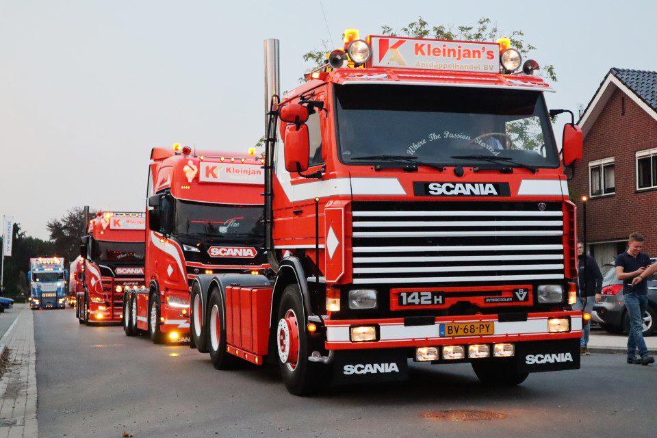 Kleinjan Harskamp Truckshow