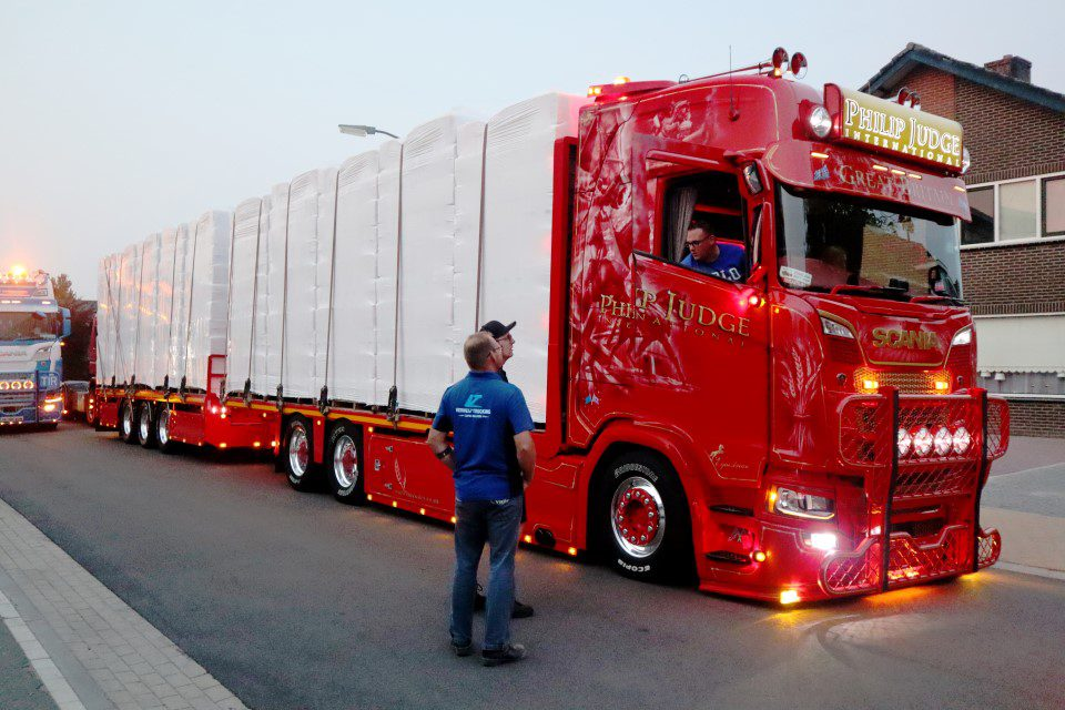 Philip Judge Truckshow Harskamp
