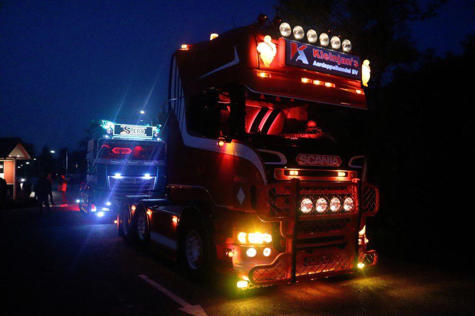 Kleinjan Stebo Truckshow Harskamp