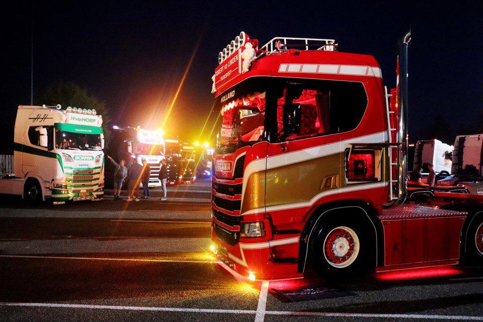 Truckshow Harskamp