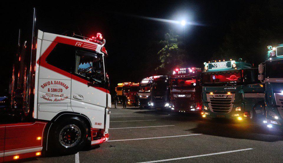 Volvo DAF Truckshow Harskamp