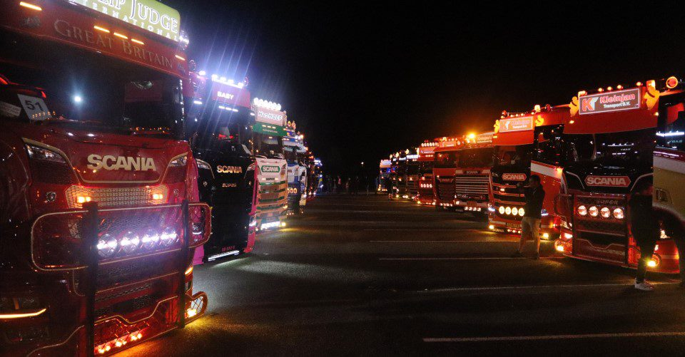 Truckshow Harskamp 2020