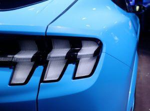 Mustang Mach-E achterlicht
