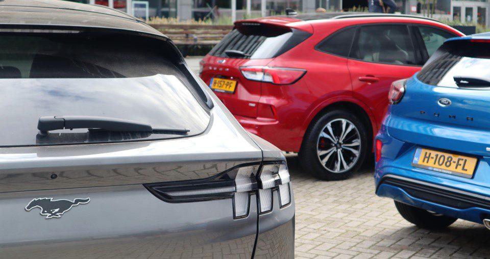 Ford hybride en elektrisch