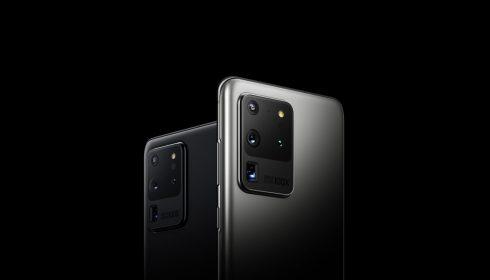Test Samsung S20 Ultra 5G