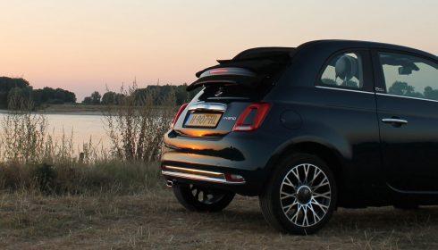 Fiat 500c Hybrid 2020