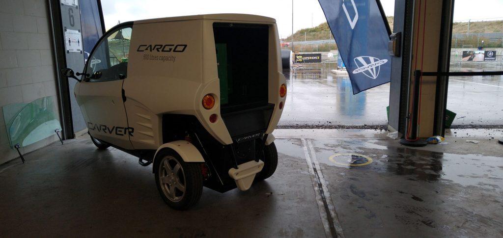 Carver Cargo EV Experience