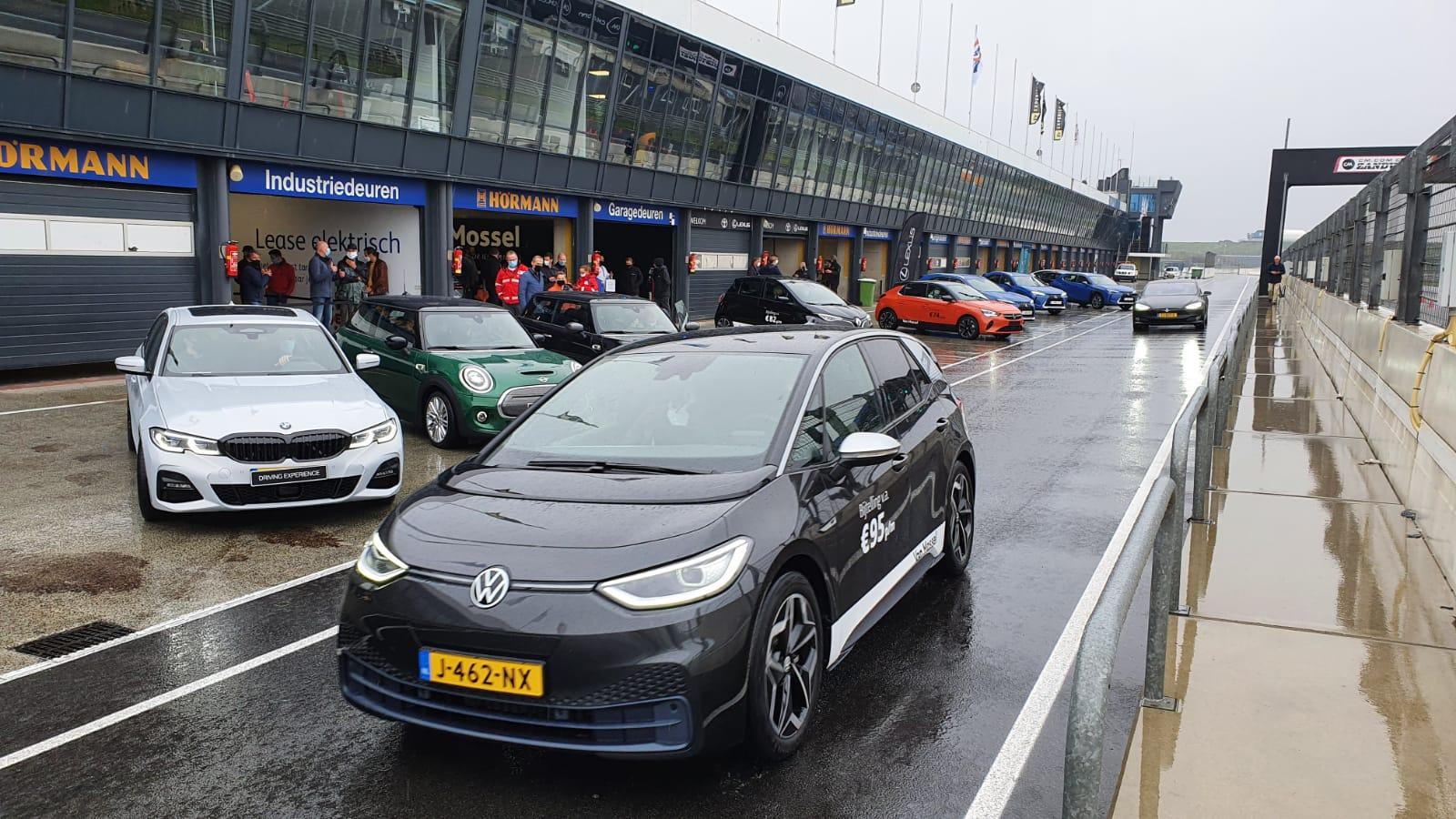EV Experience Volkswagen ID.3