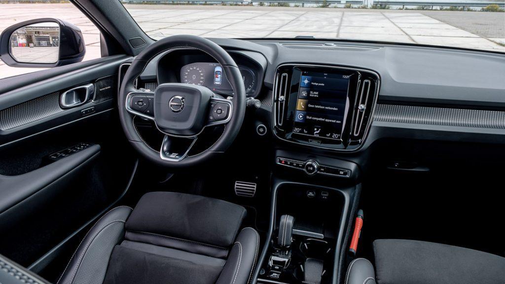 interieur Volvo XC40