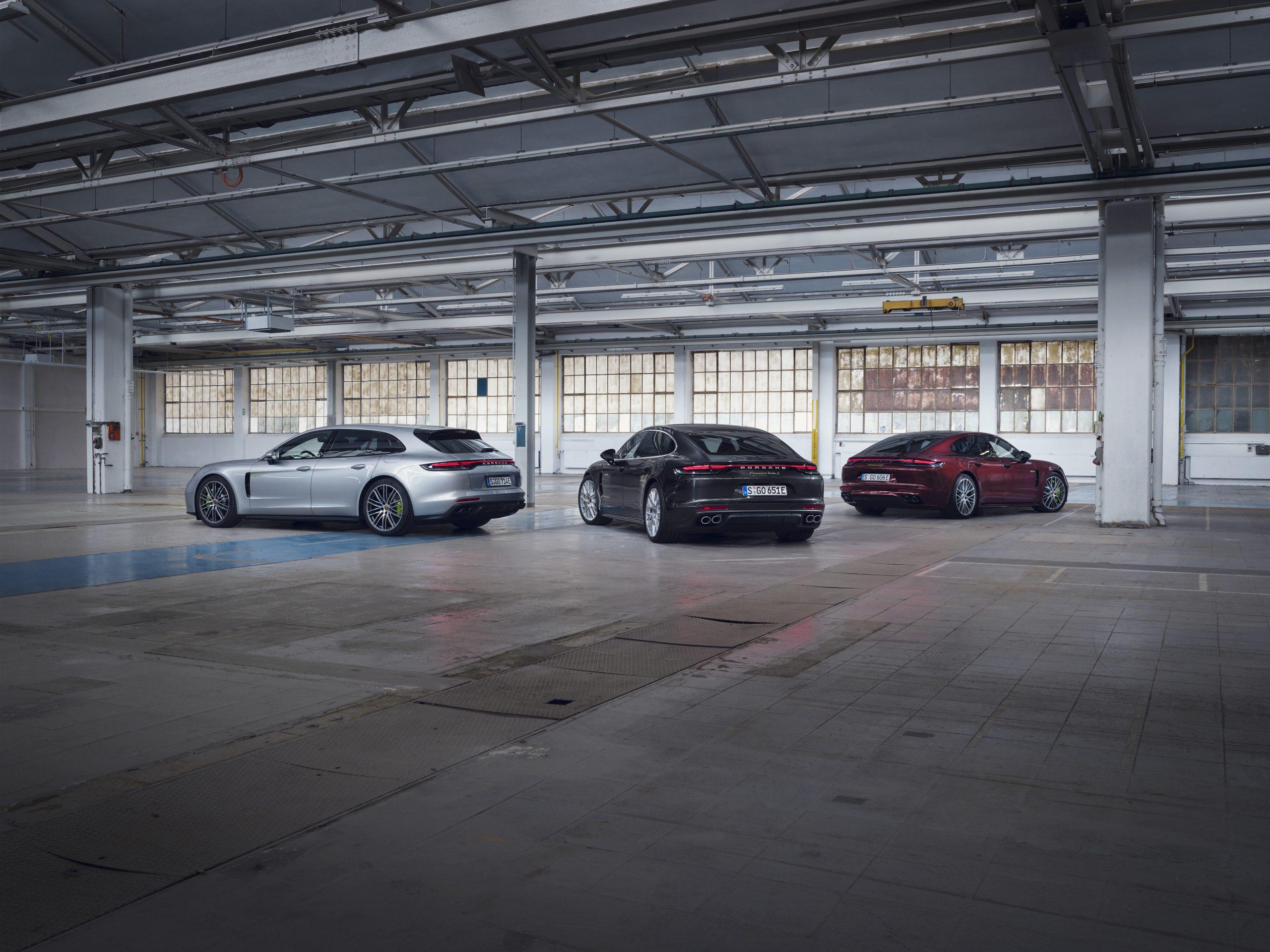 Porsche Panamera Hybride