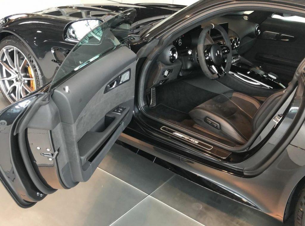 2020 Mercedes AMG GT-R