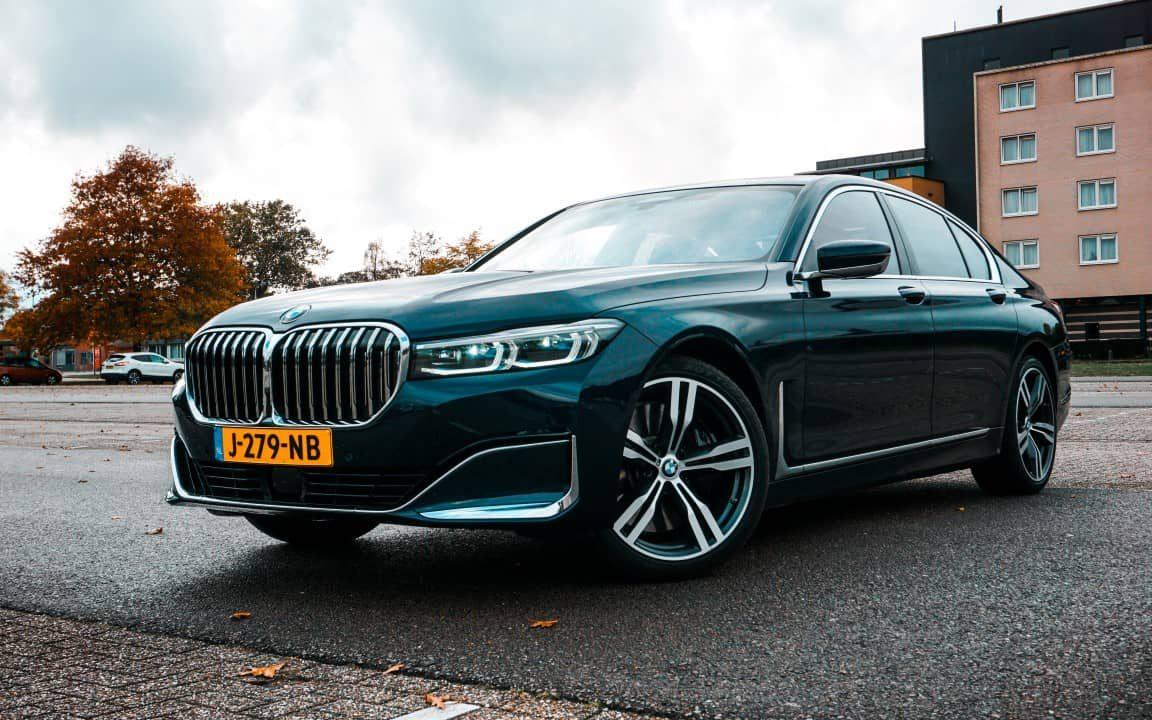 BMW 740d xDrive 2020