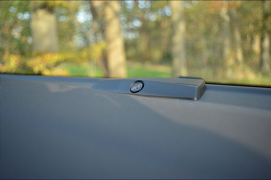 Fiesta ST-Line X Hybride interieur Bang & Olfusen