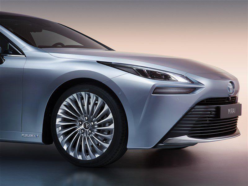 prijst Toyota Mirai 2021