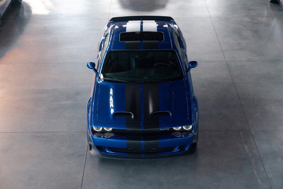 Dodge Challender SRT Hellcat Redeye Widebody