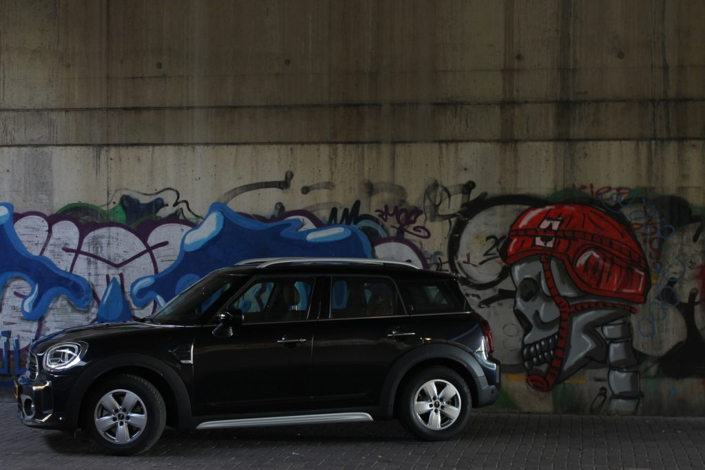 MINI Countryman Graffiti