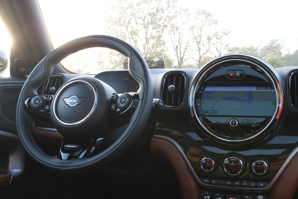 Interieur MINI Countryman