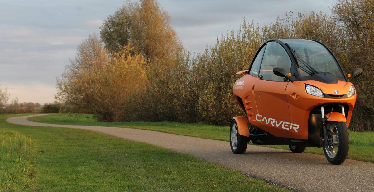 Carver oranje