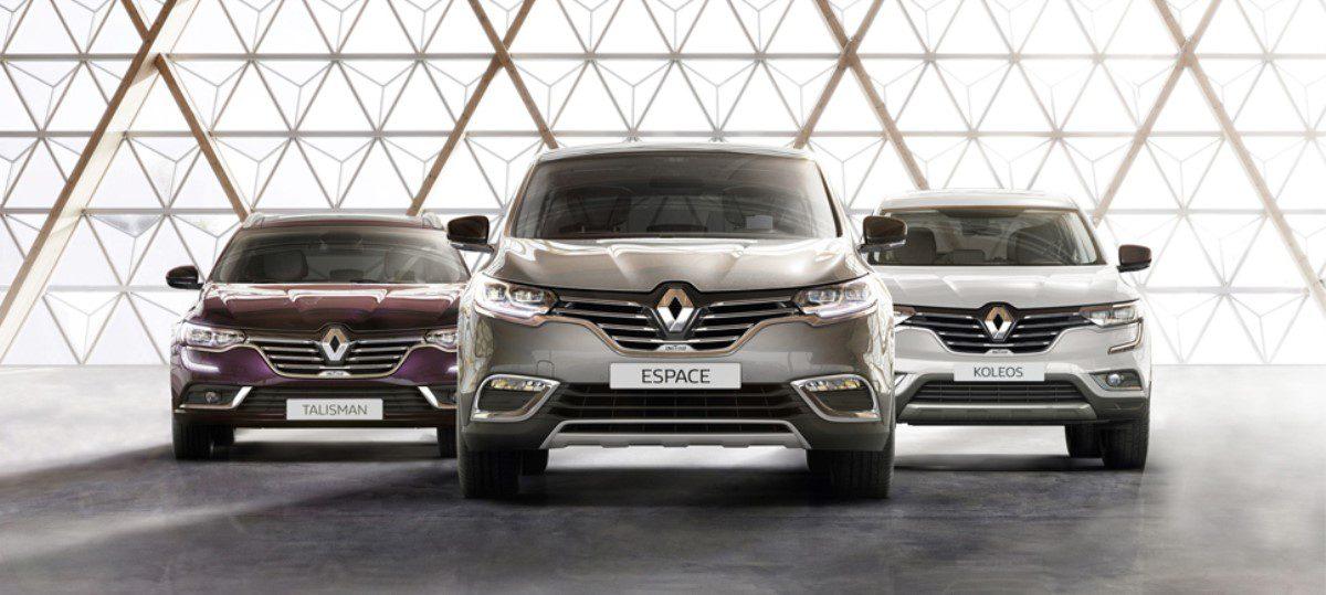 Renault SUV crossover