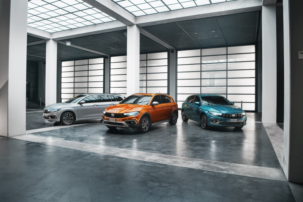 Fiat Tipo line-up