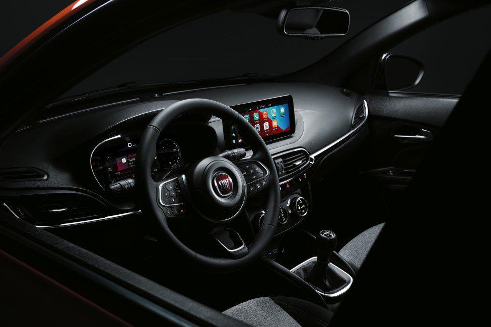 Fiat Tipo Interieur