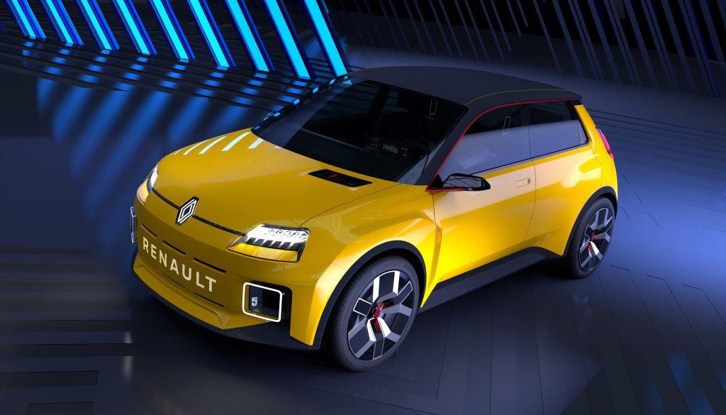 Renault 5 Prototype Renaulution