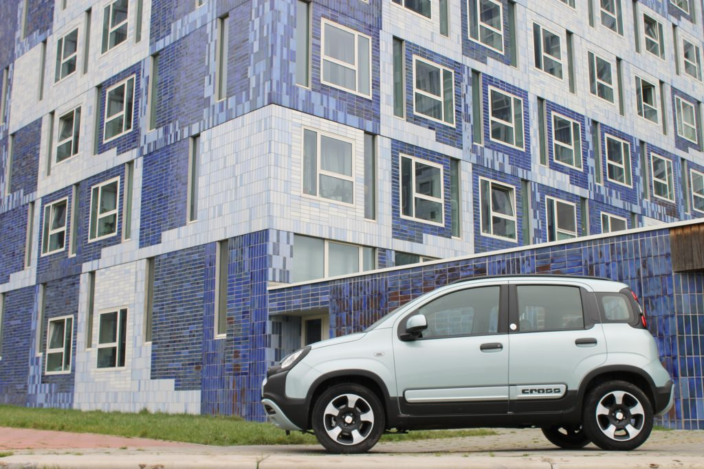 Fiat Panda Kubus