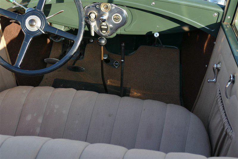 rijtest Ford Model A3 versnellingen