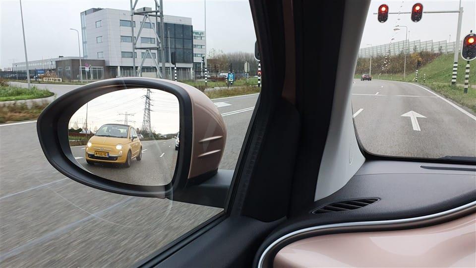 Fiat 500 Fiat 500 buitenspiegel